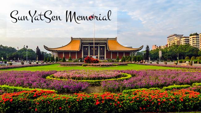sun-yat-sen-memorial-with-flower-grden
