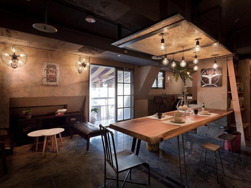 Ximen wow hostel for Design hotel ximen